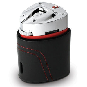 Mugello - Red Triple Torch Flame Table Lighter - Tonino Lamborghini - Shades of Havana