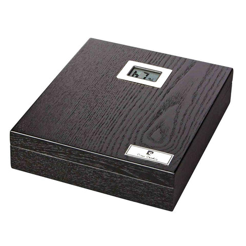 Image of Ramos Cedar Humidor 10 Cigar Count | Pierre Cardin - Shades of Havana