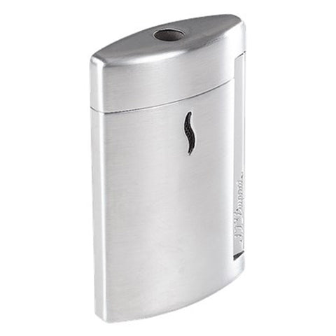 Image of S.T. Dupont Minijet Single Torch Lighter - Shades of Havana