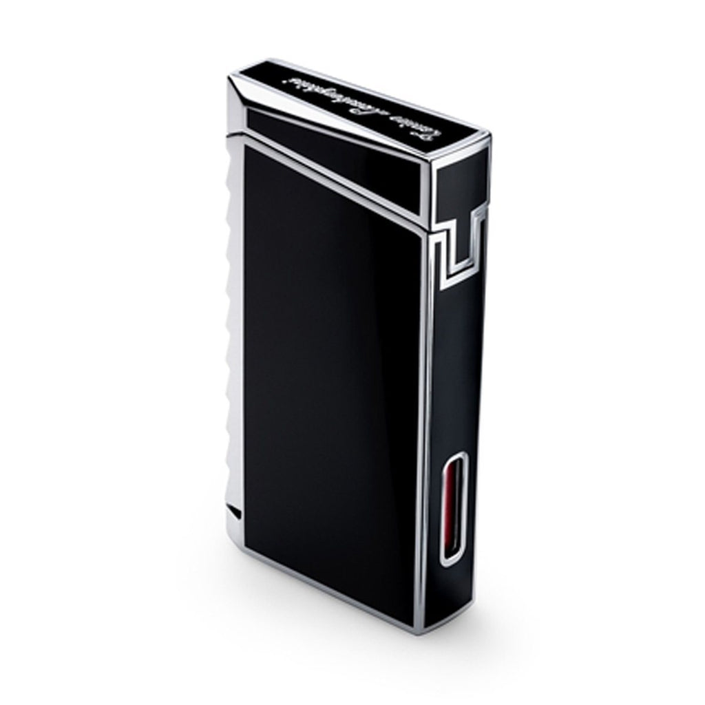 Toro II - Black Torch Flame Lighter - Tonino Lamborghini