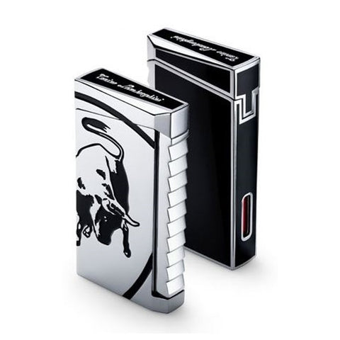 Image of Toro II - Black Torch Flame Lighter - Tonino Lamborghini