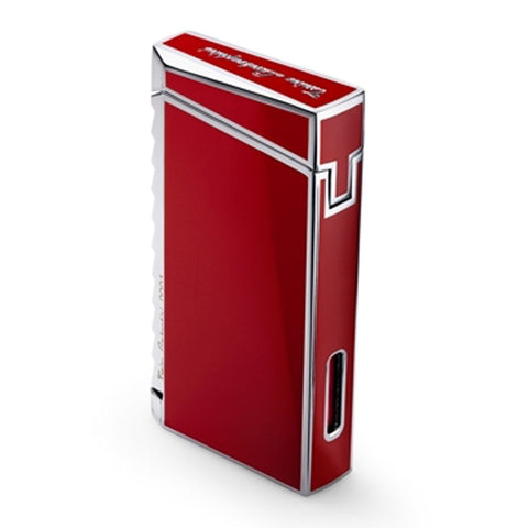 Toro II - Red Torch Flame Lighter - Tonino Lamborghini