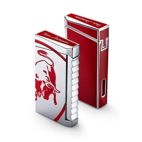 Image of Toro II - Red Torch Flame Lighter - Tonino Lamborghini - Shades of Havana