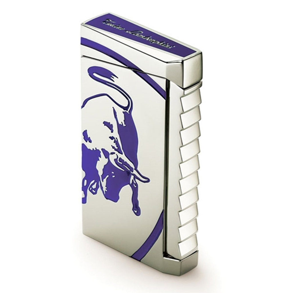 Toro - Purple Torch Flame Lighter - Tonino Lamborghini