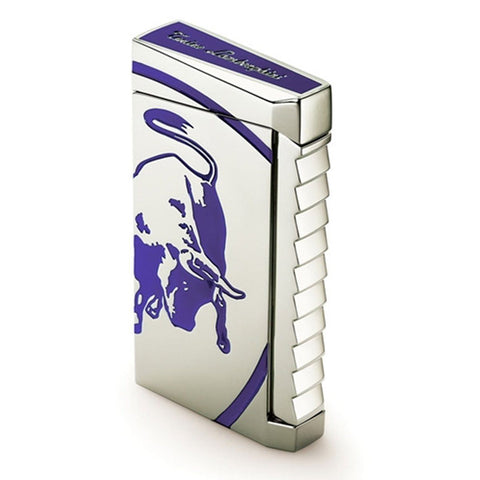 Image of Toro - Purple Torch Flame Lighter - Tonino Lamborghini