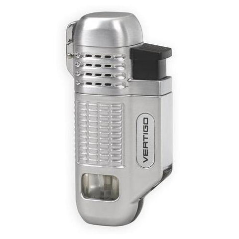 Vertigo Equalizer - Quad Torch Flame Lotus Lighter