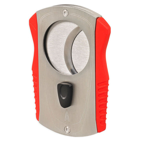 Vertigo - Chrome Extra Large 80 Ring Gauge Cigar Cutter