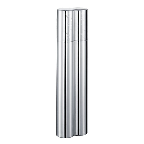 Bacuit Metal 2 Cigar Tube | Stainless Steel