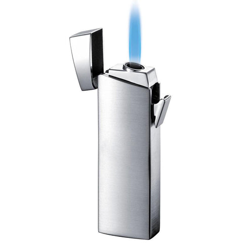 CamiNo Wind-Resistant Jet Flame Lighter - Shades of Havana