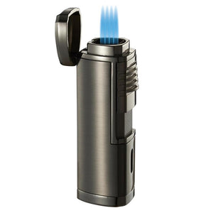 Visol Pyrgos Quad Flame Torch Lighter