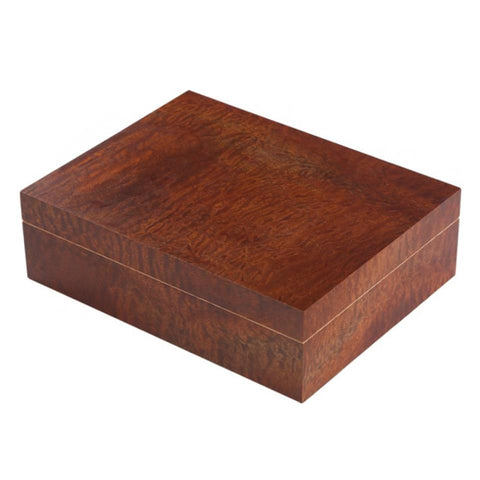 Vizcaya - Exotic Makore Pommel Humidor - 25 to 50 Cigars - Prestige Import Group