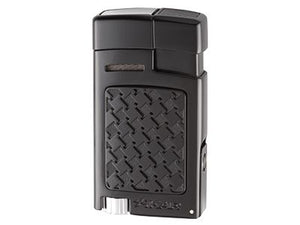 Forte Soft Flame Lighter - Houndstooth