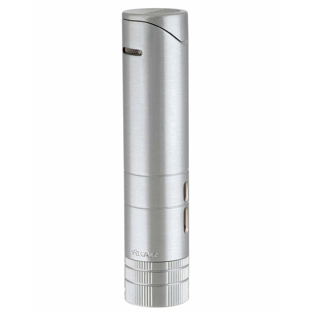 XIKAR 5x64 Turrim - Dual Torch Cigar Lighter - Shades of Havana