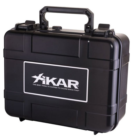 Image of Xikar 40 Cigar Travel Humidor - Shades of Havana