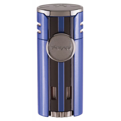 Xikar HP4 - Quad Torch Jet Lighter - Shades of Havana