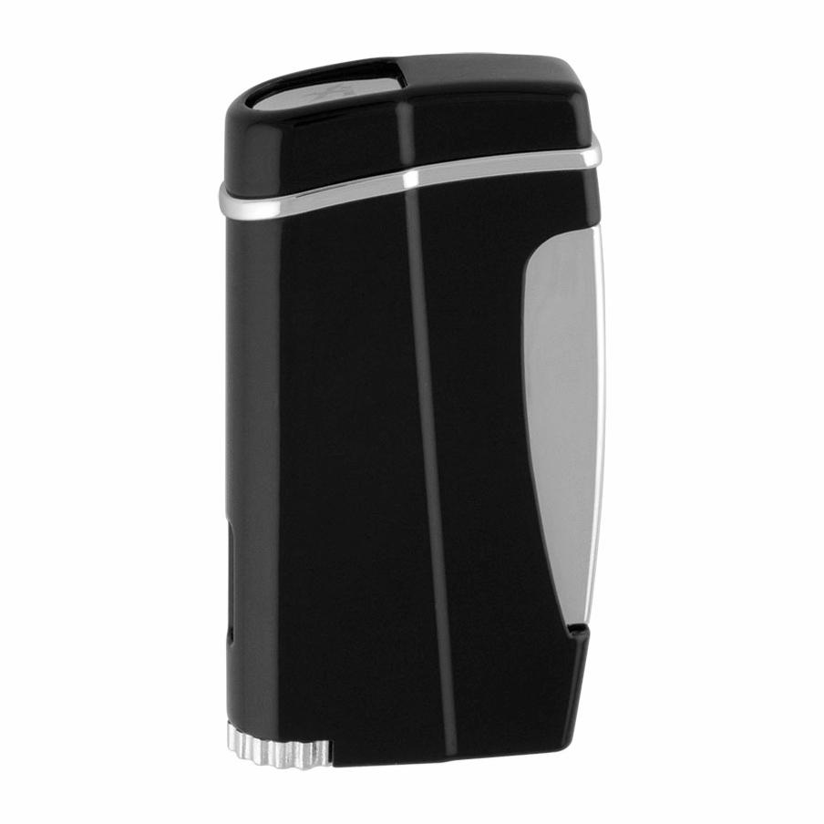 Xikar Executive II Single Flame Butane Cigar Torch Lighter - Shades of Havana