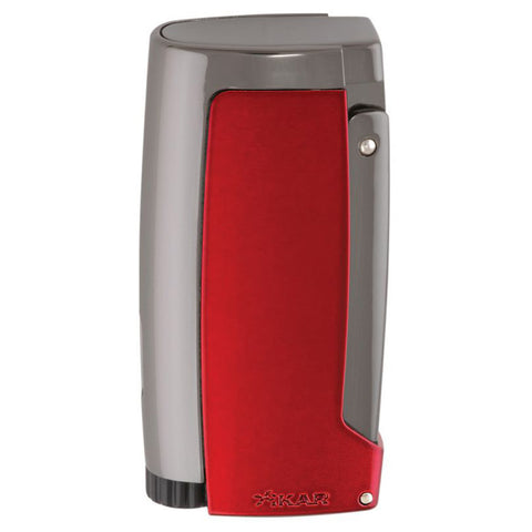 Image of Xikar Pulsar - Triple Torch Cigar Lighter - Shades of Havana