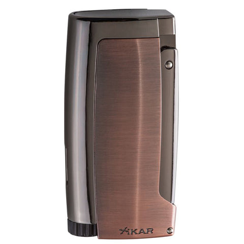 Xikar Pulsar - Triple Torch Cigar Lighter - Shades of Havana