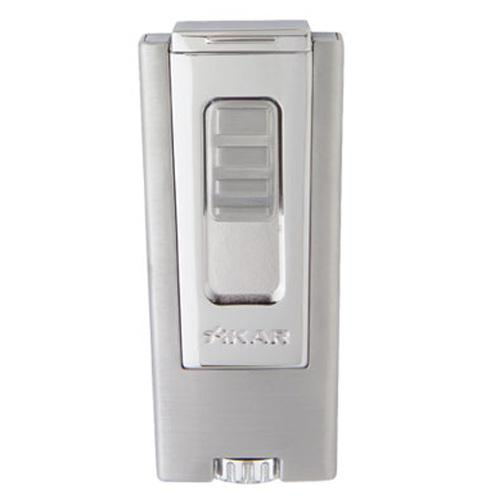 Xikar Trezo - Inline Triple Flame Lighter - Shades of Havana