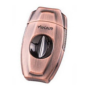 XIKAR VX2 V-Cut Cigar Cutter - Shades of Havana