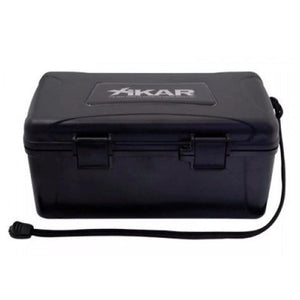 Xikar X-15 Travel Humidor 15 Cigars Waterproof - Shades of Havana