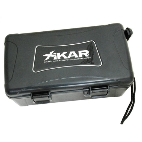 Xikar X-15 Travel Humidor 15 Cigars Waterproof