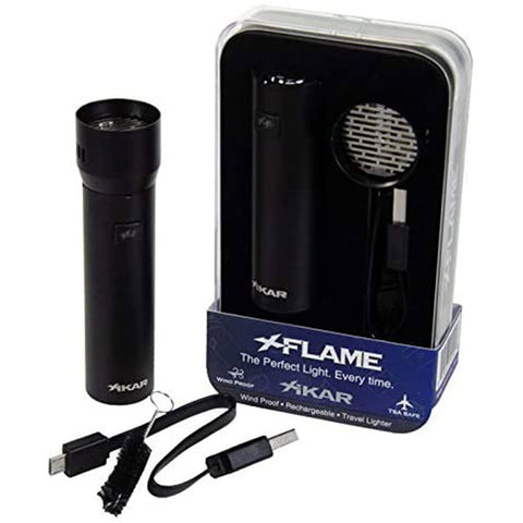Xikar XFlame Lighter - Electronic Cigar Lighter