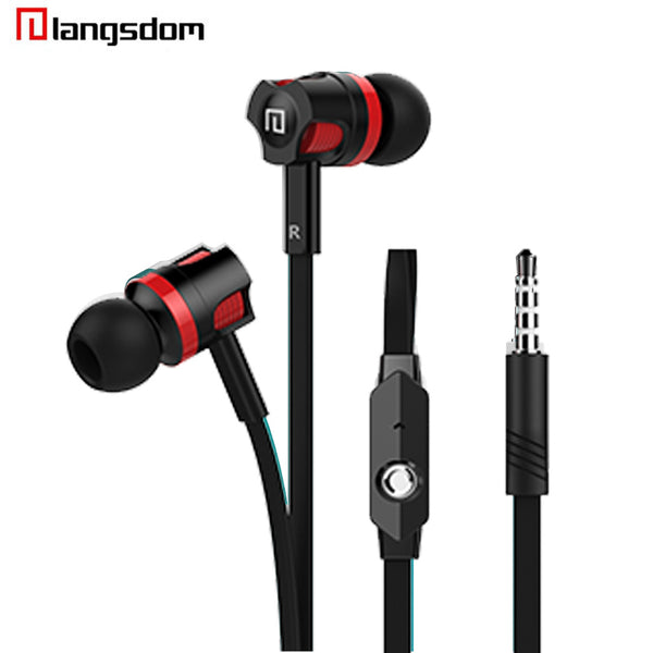 JM26 Super Bass Earphones