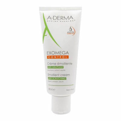 A-derma Exomega Control Emollient for baby eczema