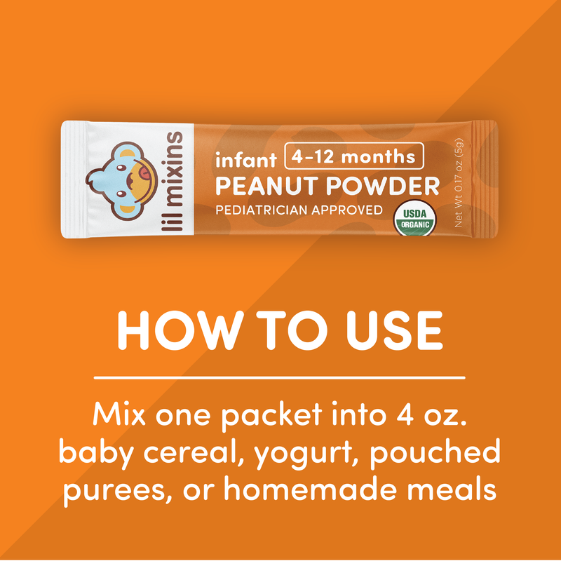 Peanut Powder Mixin, 18 Stick Pack