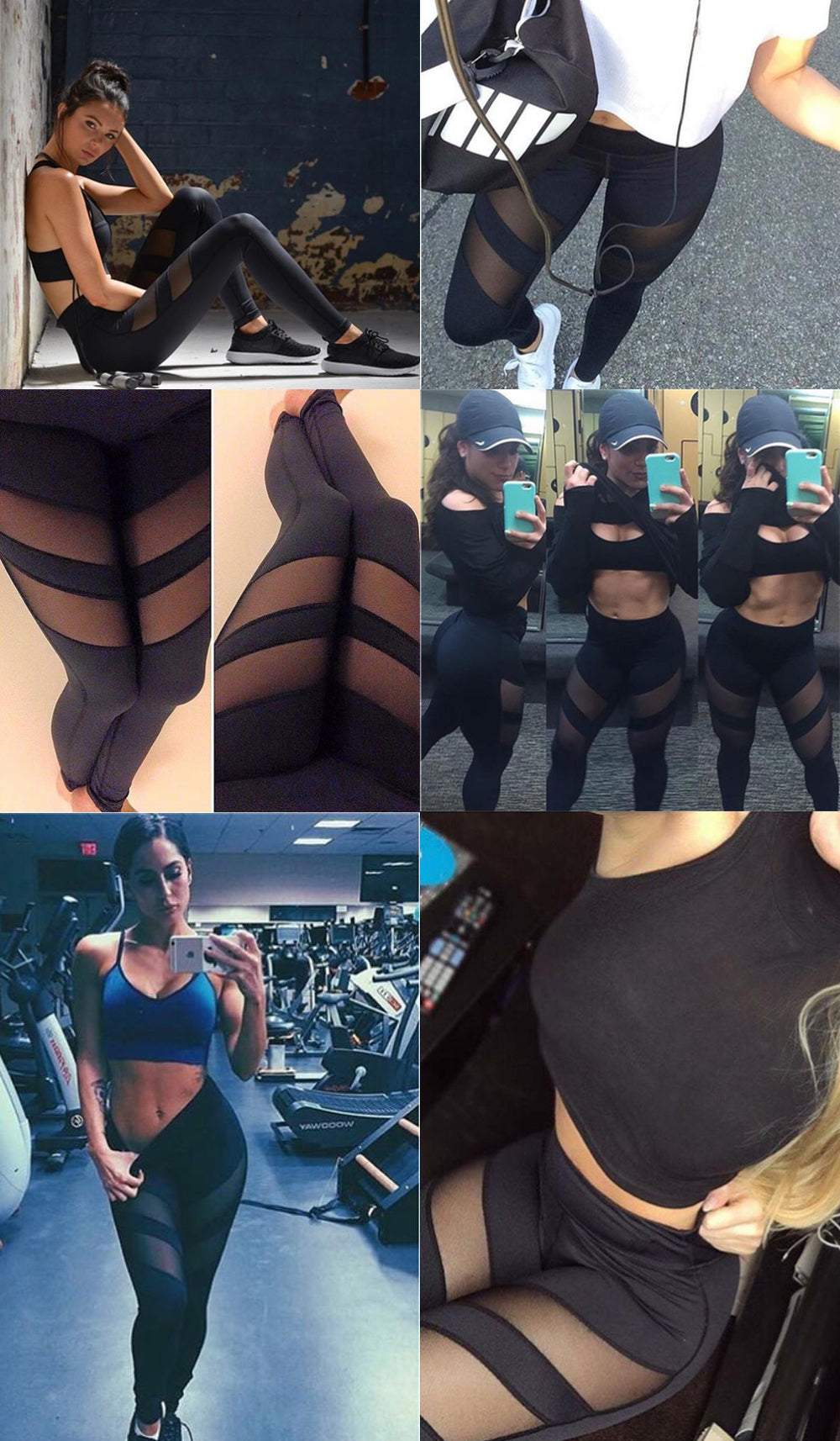 Photos clients legging sport sculpt