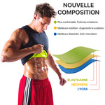 Vêtements de sudation SWEAT.SHAPER™ en Neoprene, Lycra, Elasthanne