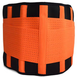 Ceinture lombaire de maintien dorsale ColorStretch orange