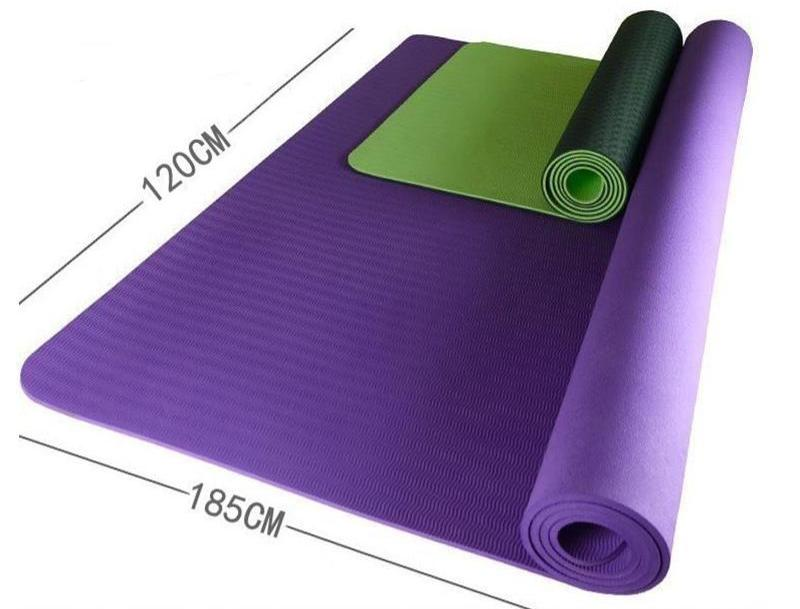 Dimensions du tapis de gym grand modèle