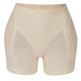 Shorty push-up respirant couleur peau LIFT.SHAPER pour un aspect gainant