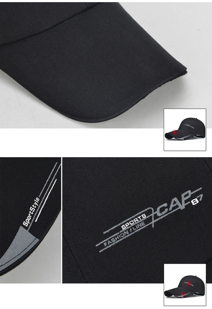 Casquette sport RACING pour le running