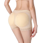 Shorty push-up couleur peau LIFT.SHAPER femme pour un aspect gainant