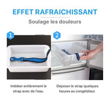 Straps professionnels de maintien rotulien KR500 FRESH
