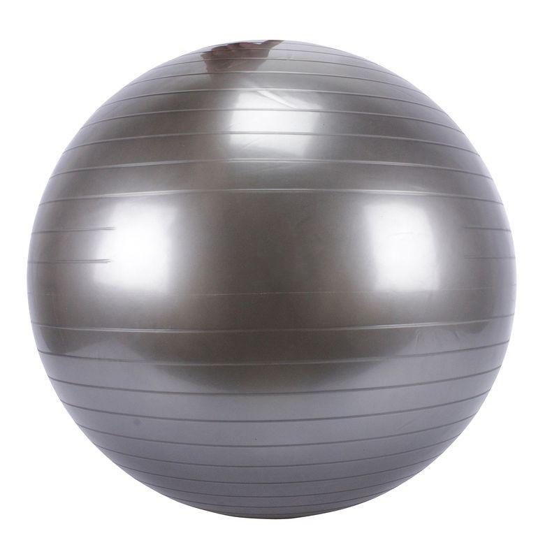 Swiss Ball Pilates anti-eclatement - gris