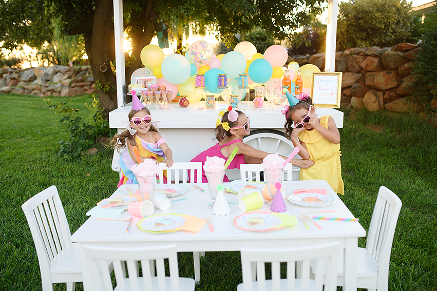 5 Behind The Scenes Tips For How To Make Your Ice Cream Party The Best Ever!