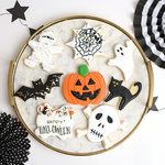 Black Magic Halloween Cookie Gift Set