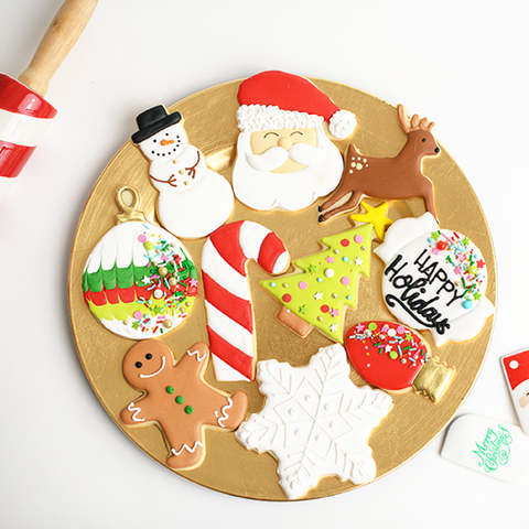 Oh What Fun! Christmas Cookie Gift Set
