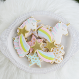 Unicorn Party In A Box - The Luxe
