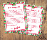 Elf on the Shelf Activity Pack
