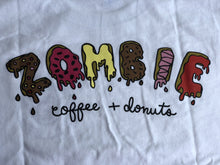 White Zombie Coffee T-Shirt