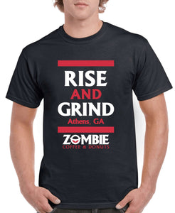 Black Zombie Coffee T-Shirt