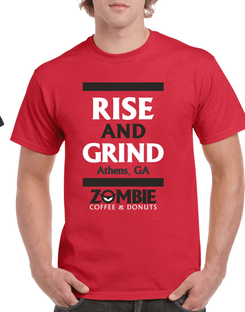 Red Zombie Coffee T-Shirt