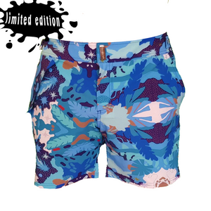 The Explorers Shorts - Moonlit edition.