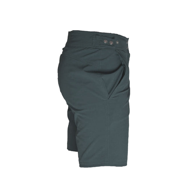 The Explorers Shorts - Charcoal Grey