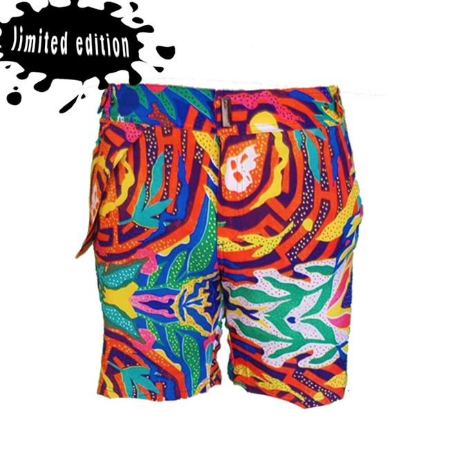 The Explorers Shorts - Jungle edition.